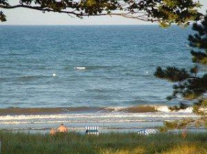 Ferienwohnung Meeresblick